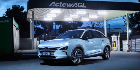 First public hydrogen refuelling station set to power government vehicles
