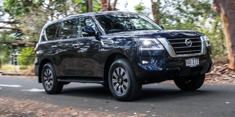 2020 Nissan Patrol Ti review