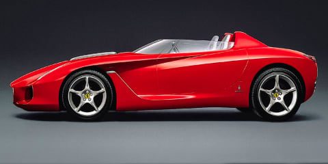Design Review: Ferrari Rossa (2000)