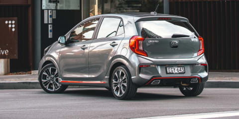2021 Kia Picanto GT-Line review