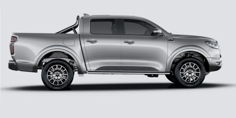 GWM Ute dual-cab 4x4 launches with $33,990 drive-away deal