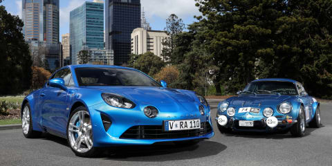 Alpine A110: Half of initial Oz allocation sold