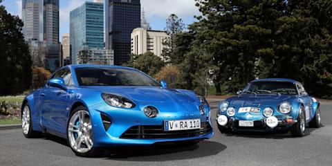 Alpine A110: Half of initial Oz allocation sold