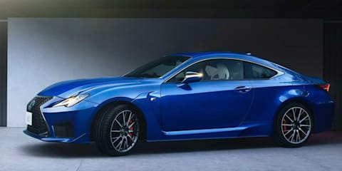 Lexus says goodbye to performance cars... for now