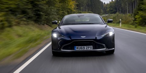 2020 Aston Martin Vantage AMR review