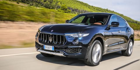 2019 Maserati Levante pricing and specs