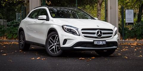2016 Mercedes-Benz GLA180review