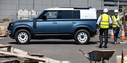 2021 Land Rover Defender Hard Top revealed