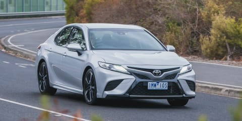 Toyota Camry V6 dead in Australia: axed with 2021 facelift