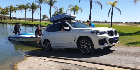 2018 BMW X3 xDrive30d M Sport review