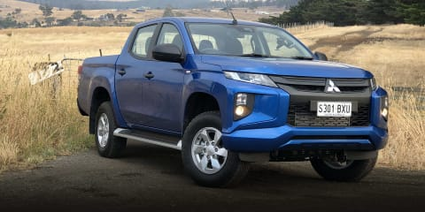 2019 Mitsubishi Triton GLX+ review: Australian launch