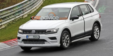 Skoda EV: First prototype spied