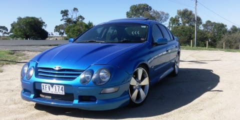 2002 Ford Falcon XR8 review