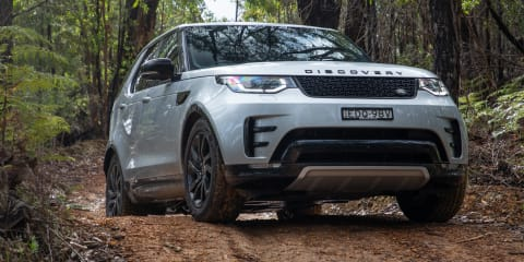 2020 Land Rover Discovery Landmark SDV6 review