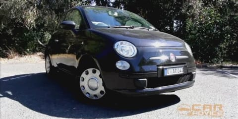 2013 Fiat 500 Video Review