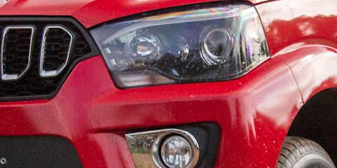 2020 Mahindra Pik-Up S10+ dual-cab review