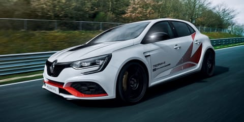 2020 Renault Megane RS Trophy-R revealed, Australian launch confirmed
