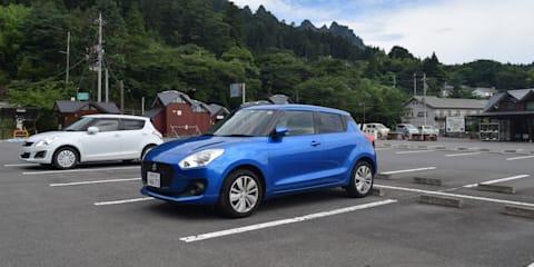 2018 Suzuki Swift GL Navigator (Safety) review