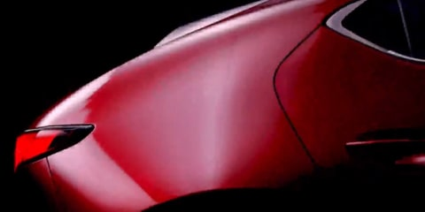 2019 Mazda 3 teaser released ahead of LA debut