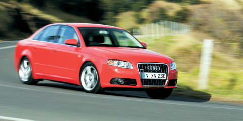 2009 Audi A4 3.0 TDI Quattro review