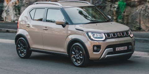 2020 Suzuki Ignis recalled with fuel tank fault and fire risk