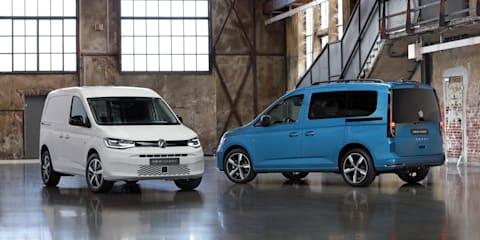 2021 Volkswagen Caddy: Initial Australian details