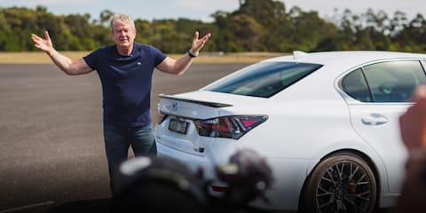 CarAdvice Winners Circle: Lexus GS-F