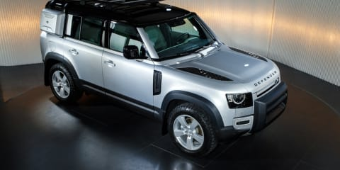 2020 Land Rover Defender: 'Having a manual is just daft'