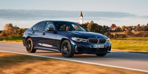 2020 BMW M340d xDrive revealed, 'no plans' for Australia