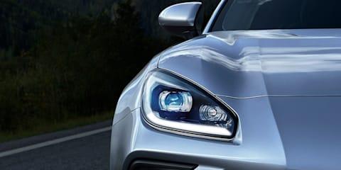 2022 Subaru BRZ leaked, teased for November 19 debut - UPDATE