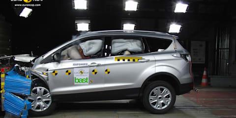 Ford Kuga, Mitsubishi Mirage, Volkswagen Beetle join ANCAP five-star club
