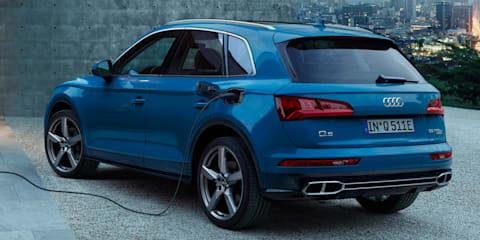 2020 Audi Q5 55 TFSI e plug-in hybrid revealed