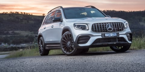 2021 Mercedes-AMG GLB 35 review: Australian first drive