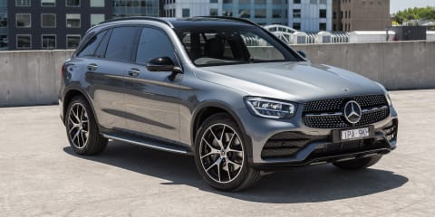 2020 Mercedes-Benz GLC200 review