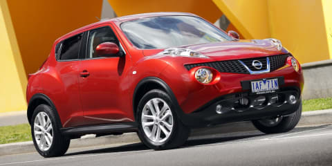 Nissan Juke: pricing and specifications