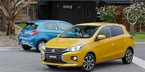 2020 Mitsubishi Mirage pricing and specs