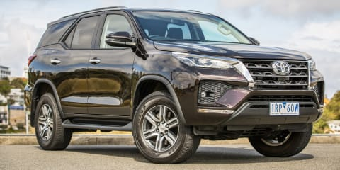 2022 Toyota Fortuner to get technology updates