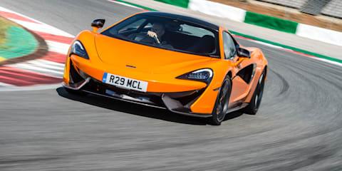 2016 McLaren New Cars