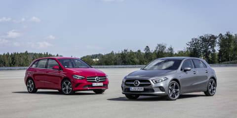 Mercedes-Benz A250e/B250e revealed, A250e here in 2020
