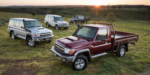 Toyota LandCruiser hits 10 million global sales, passes 1 million in Australia
