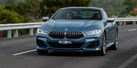 2019 BMW M850i Coupe review