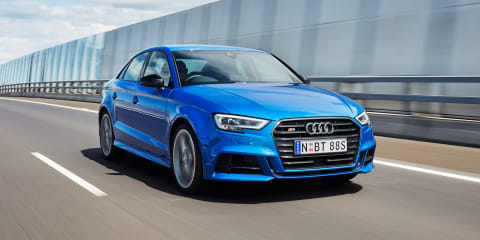 Audi S3, S4, S5 upgrades announced