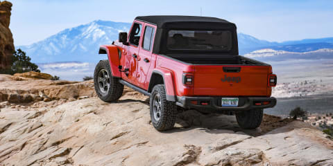 Jeep Gladiator: Diesel engine still not confirmed for Australia