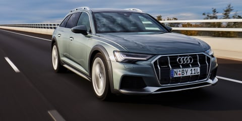 2020 Audi A6 allroad quattro 45TDI price and specs