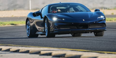 2020 Ferrari SF90 Stradale review: Track test
