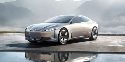 BMW prepping i6 for 2024 launch – report