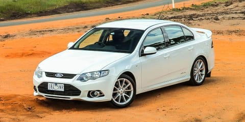 2014 Ford Falcon XR6 Turbo FG review