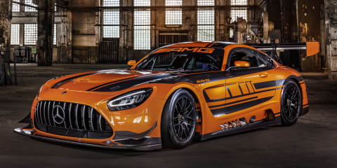2020 Mercedes-AMG GT3 revealed