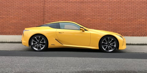 CarAdvice podcast 162: Take a ride in the 2019 Lexus LC500h