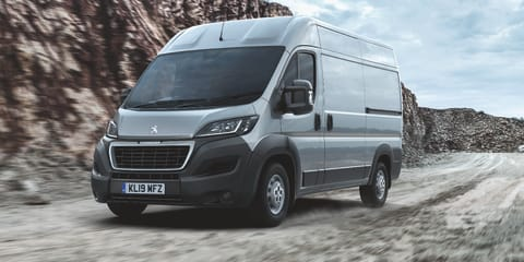 2020 Peugeot Boxer revealed for Europe, EV added